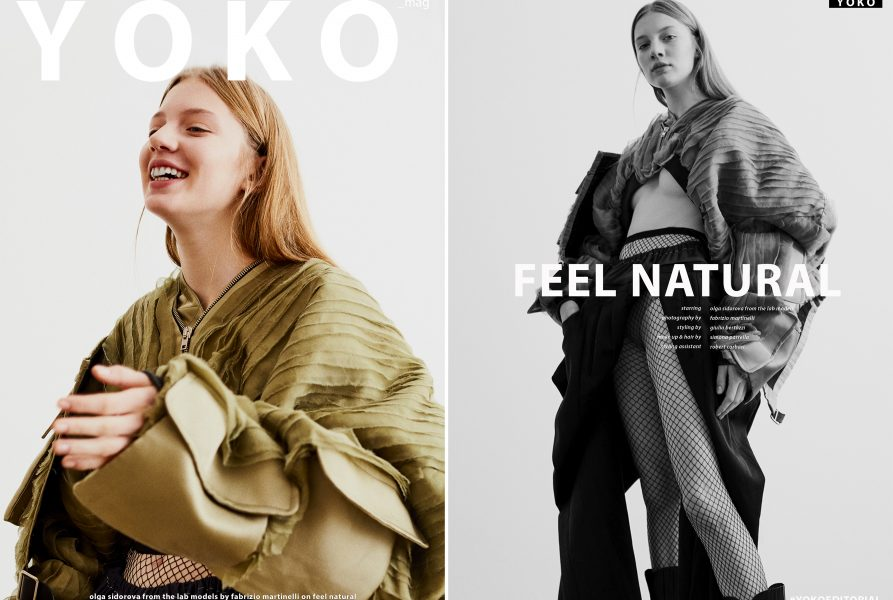 – editorial: feel natural –